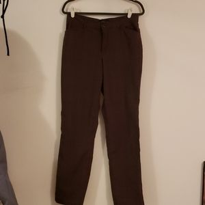 Lee relaxed fit trousers